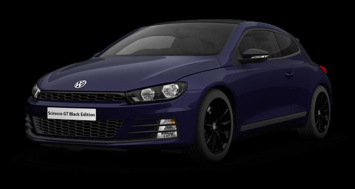 Scirocco GT Black Edition