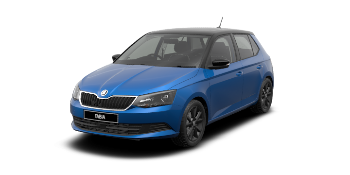 Fabia Colour Edition