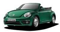 Beetle Cabriolet Design