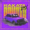 RAKATA REMIX - Omar Montes, Moncho Chavea