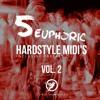 HBSP | 5 Euphoric Hardstyle MIDI's VOL 2