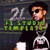 Trap-Beat Template (21 Savage Stlye)