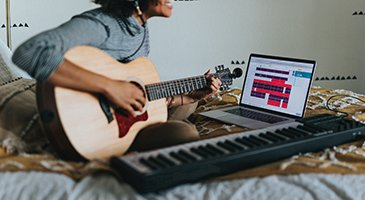 Develop a New Hobby! Make Music Virtually
