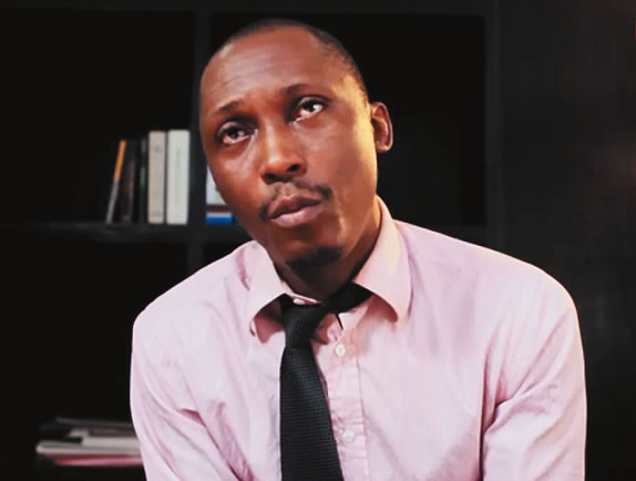 My comedy's to help youths overcome fear of job interviews – Frank Donga