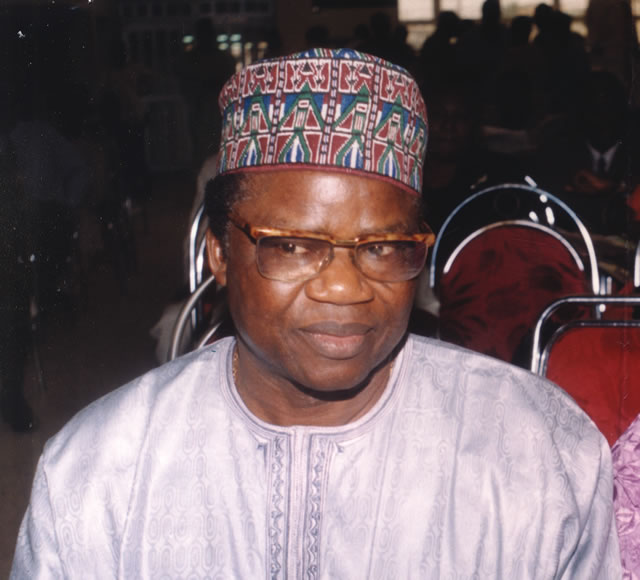My father had 48 wives and they always took an oath every six months – Tony Momoh