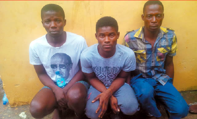 Forming robbery gang in prison is my revenge –Suspect nabbed two months after leaving Kirikiri