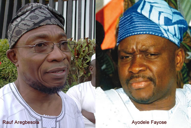 RAUF AREGBESOLA AND FAYOSE DISAGREE ON SALE OF NATIONAL ASSET