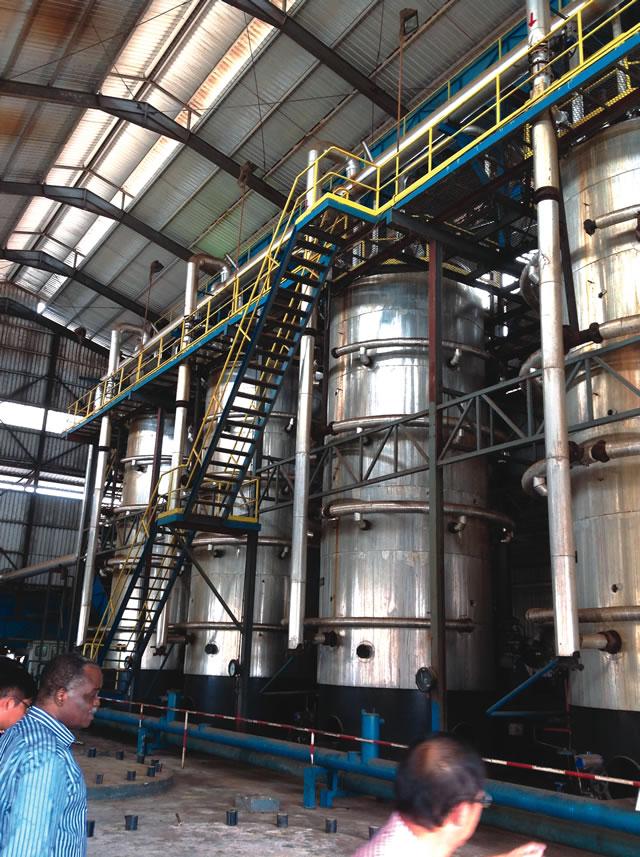 Palm Oil Business Plan In Nigeria Feasibility Studies PDF