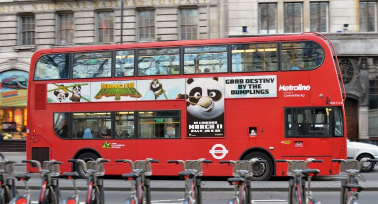 Proximity Marketing e Beacon: la campagna di lancio di Kung Fu Panda