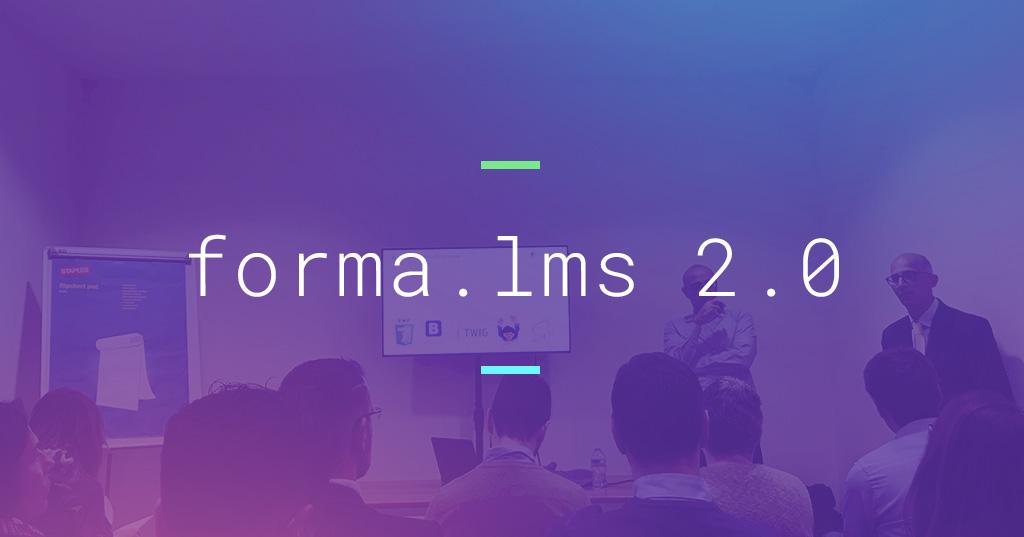 forma.lms protagonista a Expo Training: presentata l'ultima release e la nuova associazione