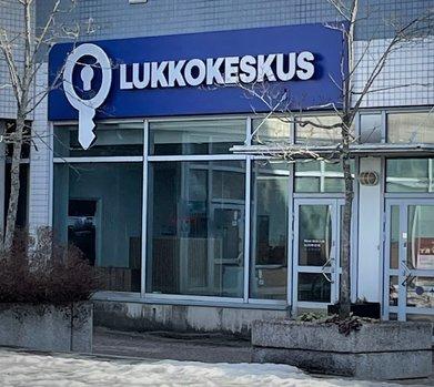 Uusi toimipiste Espooseen