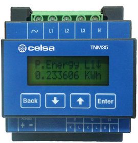 TNM35 Energy meter & Electrical powermeter: Kuva #1