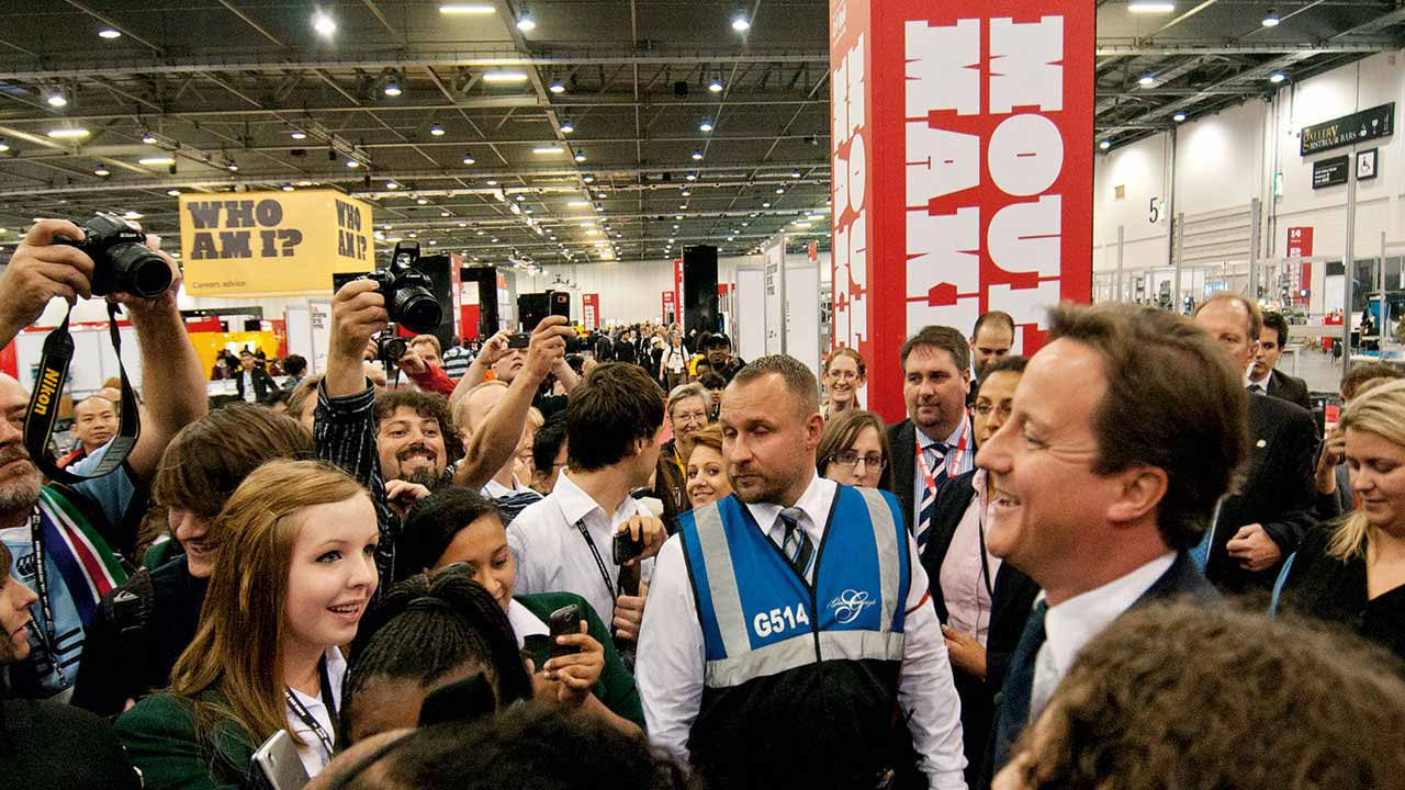 WorldSkills – David Cameron