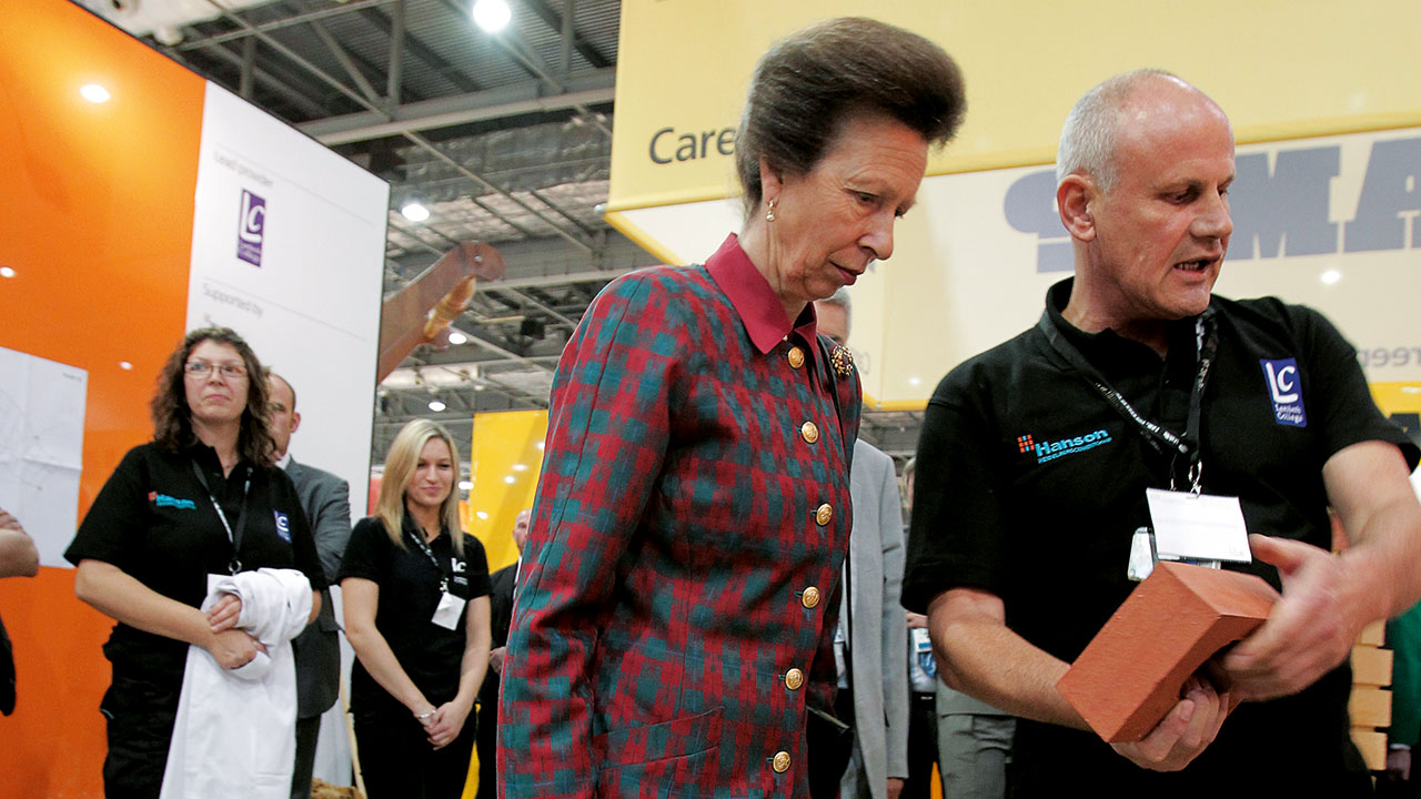 WorldSkills – Princess Anne