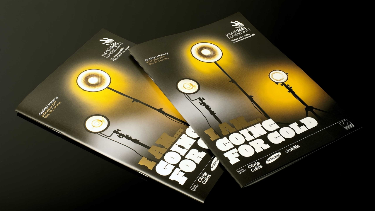 WorldSkills London 2011 – Brochures