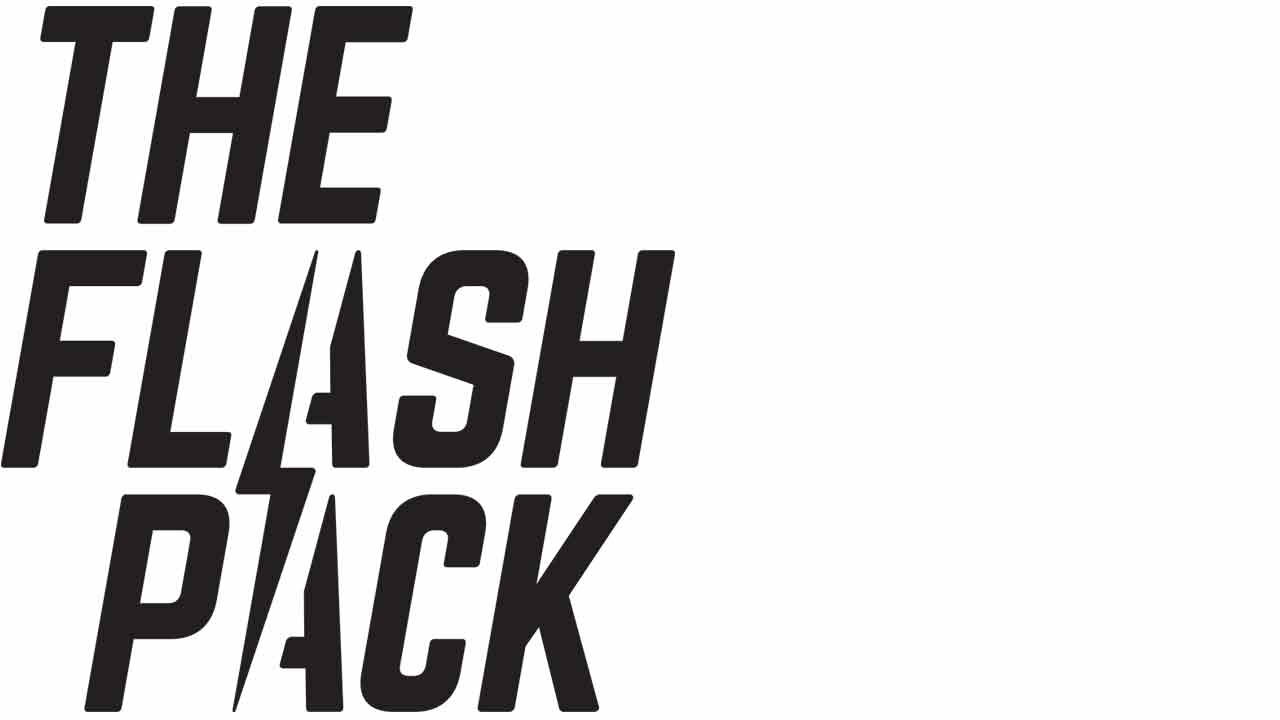 The Flash Pack logo