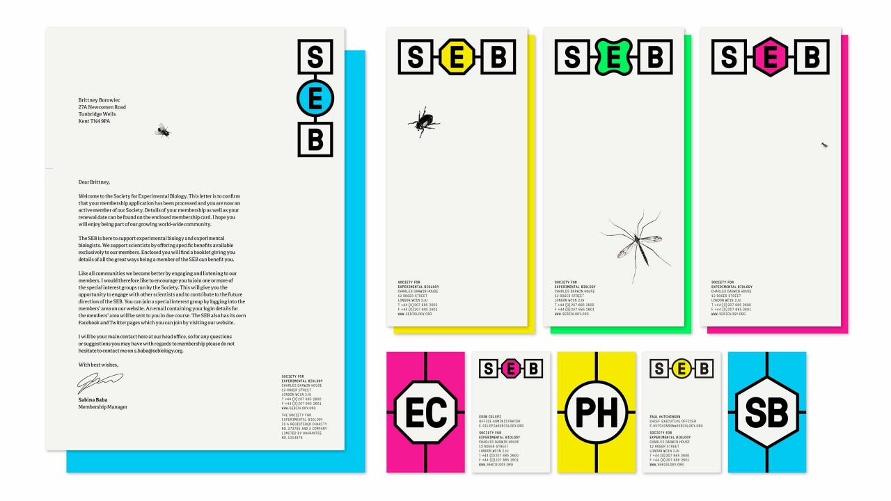 SEB Stationery