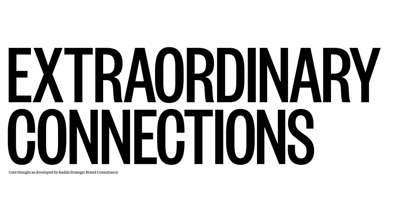 Extraordinary connections