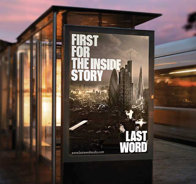 Our work for Last Word