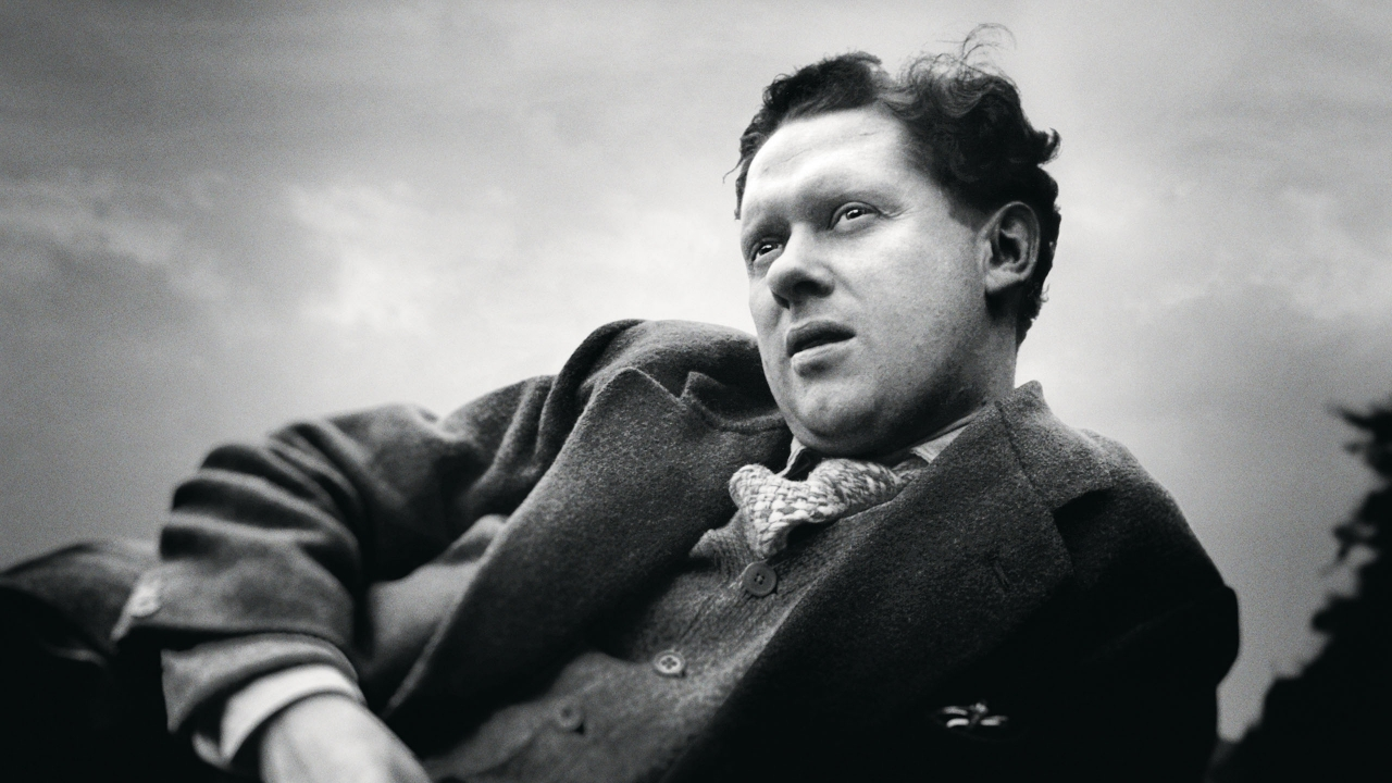 Dylan Thomas imagery