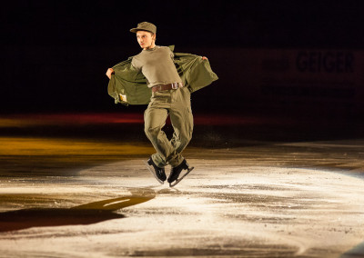 Joti Polizoakis - Musical on Ice 2 in Oberstdorf