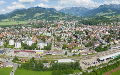 50 Jahre Stadterhebung – Stadt Sonthofen