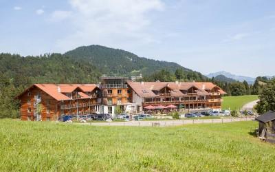 Hotel Oberstdorf – Chalet und Naturbad
