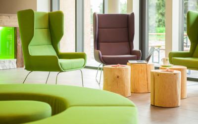 Explorer Hotel Neuschwanstein – Innenarchitektur