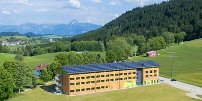 Explorer Hotel Neuschwanstein – Luftaufnahmen & Aussenaufnahmen