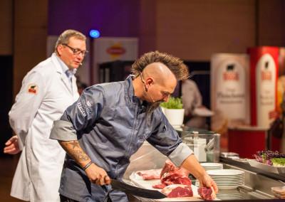 Zubereitung von Blockhaus Filet Steak mit Ralf Jakumeit