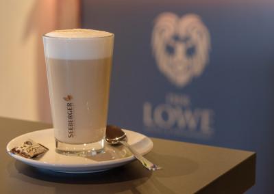 Kaffee und Kuchen im Löwe in Burgberg