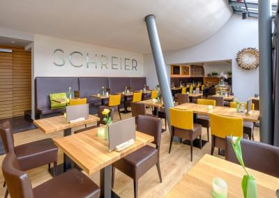 Cafe Schreier - Ambiente Innenansicht