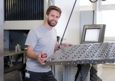 Werkzeugbau für Spritztechnik