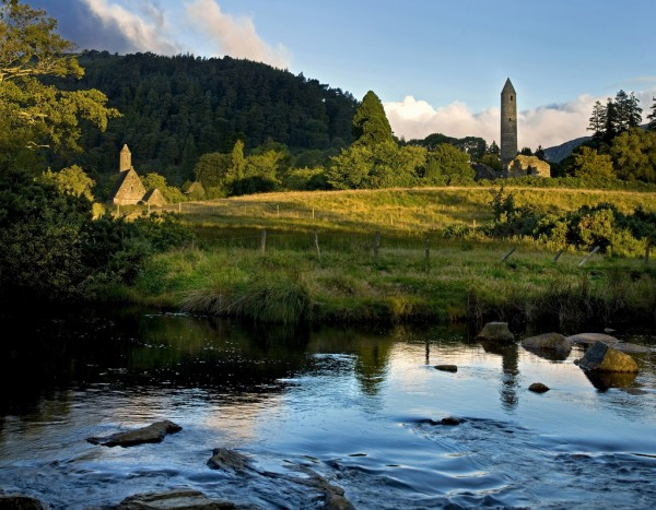 Shore Excursion For Cruise Passengers In Dublin: Wicklow Mountains and  Dublin City Tour.