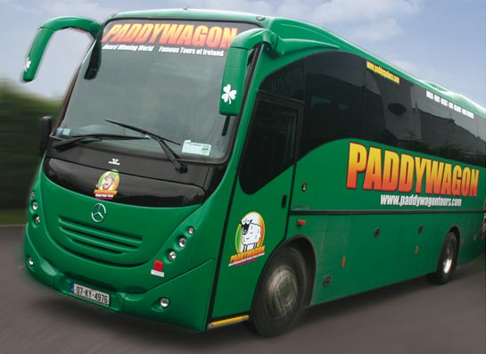 Paddywagon Christmas Tour 4 days
