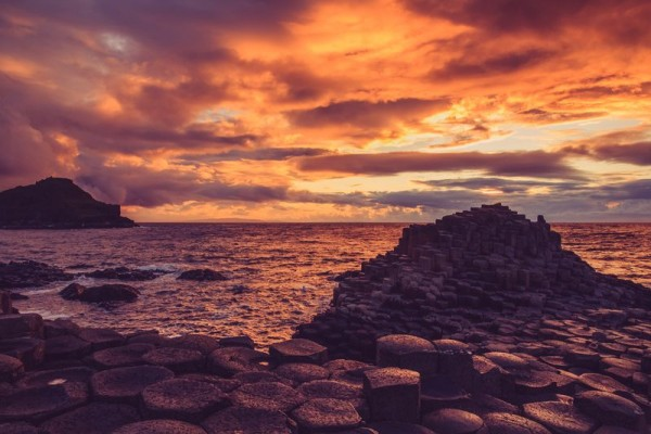 (Small Group) Giant's Causeway Tour from Dublin