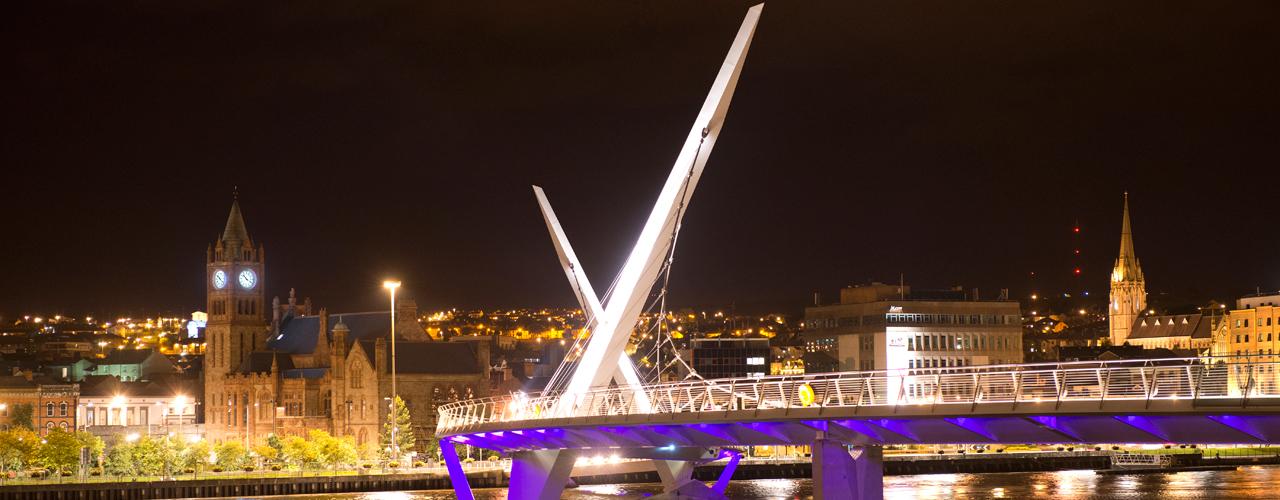 Tour di tre giorni nell'Irlanda del Nord (Belfast, Derry, Selciato del Gigante)