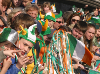 Option 3: St. Patrick's Day - 8 Day Tour from London