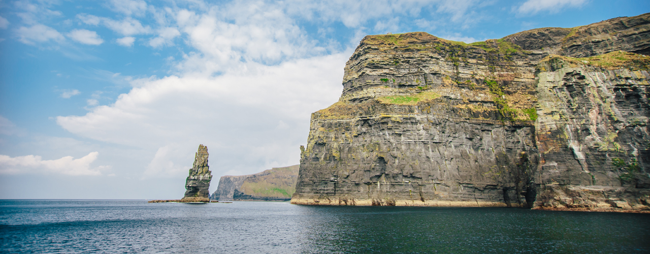 Cliffs of Moher Tour from Limerick