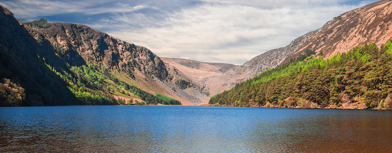 Half Day Tour To Glendalough/Wicklow from Dublin