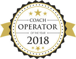 Coach Operator of the year 2018