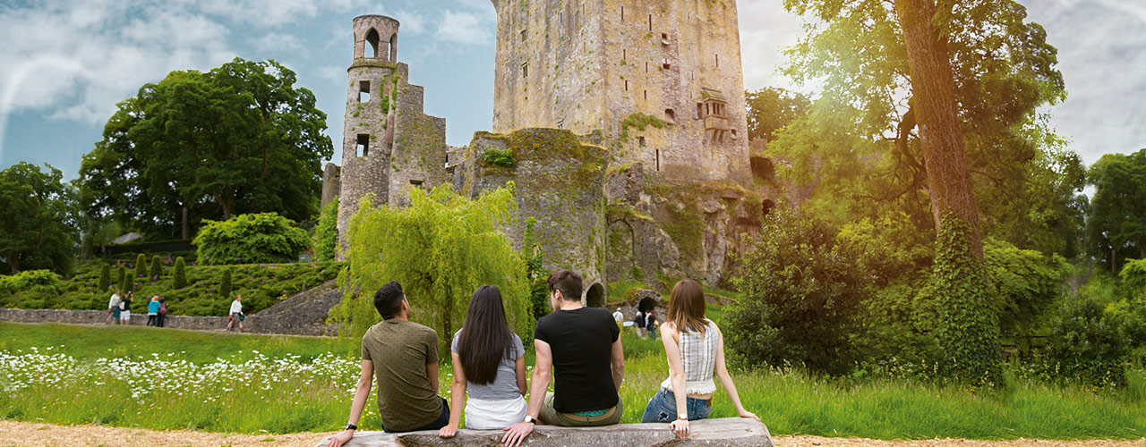 (Small Group) Blarney Castle Tour from Dublin