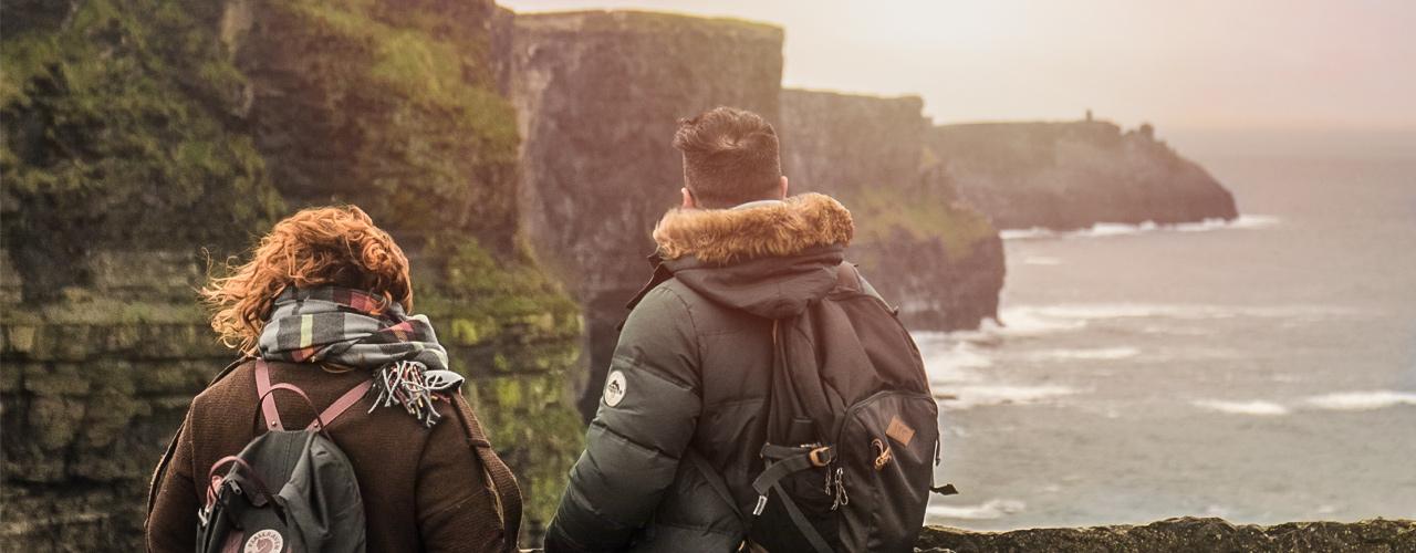 Acantilados de Moher y Galway desde Dublín (En Español)