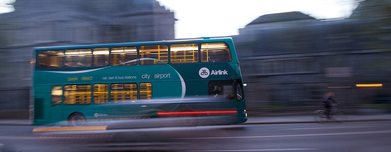 Airlink Return & Hop on Hop off (48 hours)