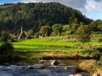 (Coach) Shore Tour from Dublin: Wicklow Mountains & Dublin