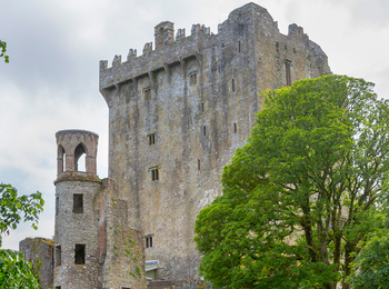 (Coach) Shore Tour from Cork: Blarney, Kinsale & Cork