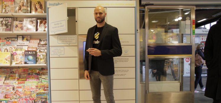 Qasa hjälper till med nyckelöverlämning genom samarbete med Instabox