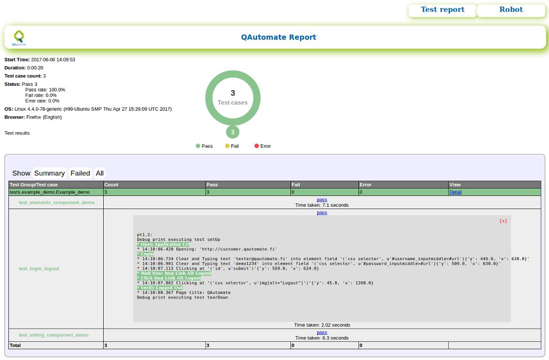 QAutomate userguide — qautomate documentation