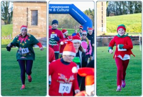 SL Super Race Series - Jingle all the Way (Chatelherault 5k)