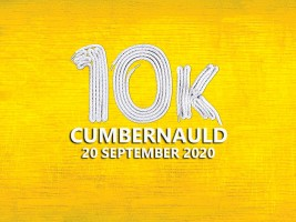 Cumbernauld 10k, 3k, 1k, 400m, Toddler Dash and Victory Mile Walk 2020